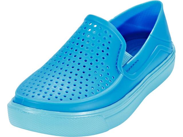 Crocs CitiLane Roka Slip-On-kengät Lapset, ocean